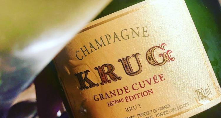 Krug Champagne Grande Cuvée 167éme edition: completare la melodia di un'annata difficle