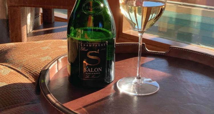 Champagne Salon 1999, il frutto con il cuore di pietra
