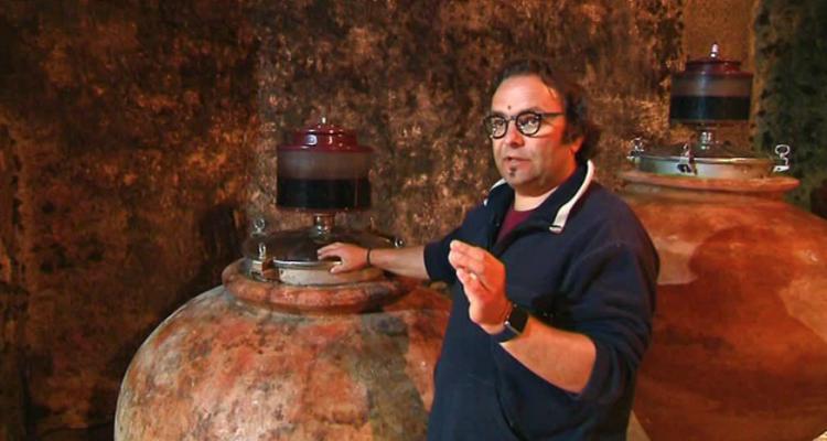 Finirà in distilleria il vino con l'acidità volatile troppo alta