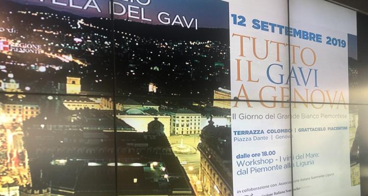 Tutto il Gavi a Genova, report da un classico che vuole riscoprirsi grande