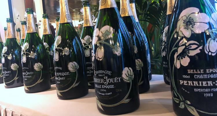 La potenza e la finezza: Perrier Jouët Belle Epoque Champagne 1982-2008 in magnum