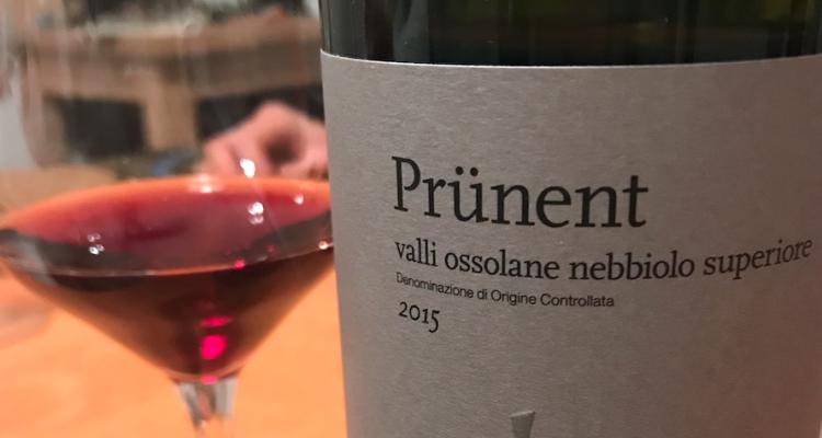 Quant'è buono il Prünent della Val d'Ossola?