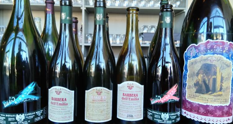 La prima (e unica) verticale di Camillo Donati: vino colfondo non significa vino naturale