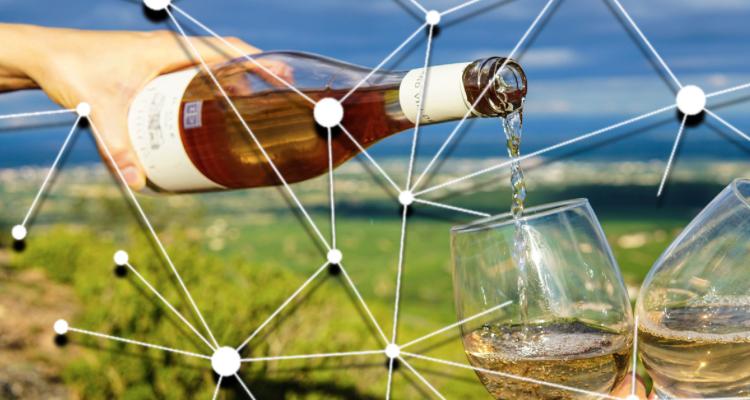 Blockchain e vino italiano alla conquista della Cina