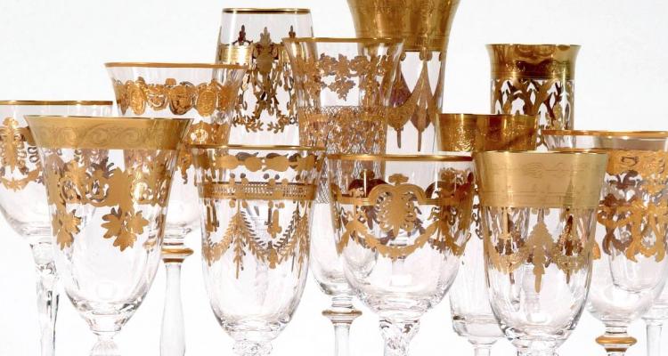 Una piccola storia del bicchiere da vino
