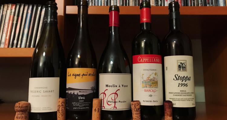 Metti una sera a cena: il Barolo di Cappellano e altri vini grandiosi