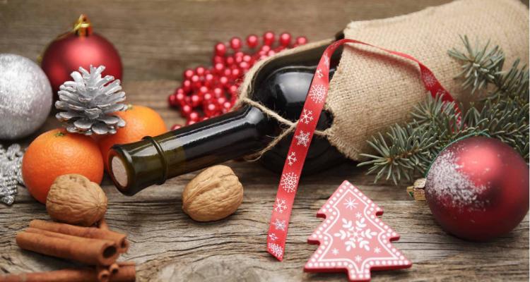 Tre vini di Natale scelti tra gli stand della Fivi