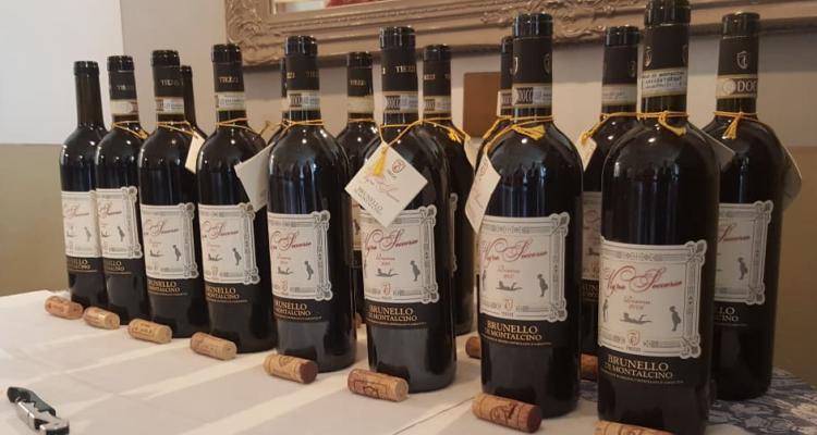Il Brunello di Montalcino Vigna Soccorso Riserva in otto annate e un compleanno