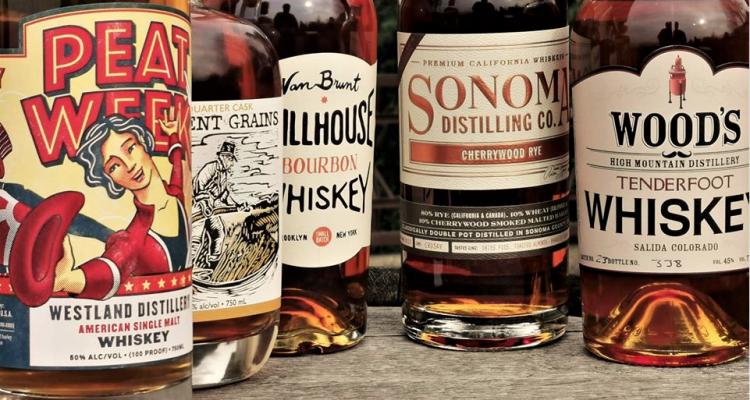 I whiskey del Far West raccontati da un italiano giramondo