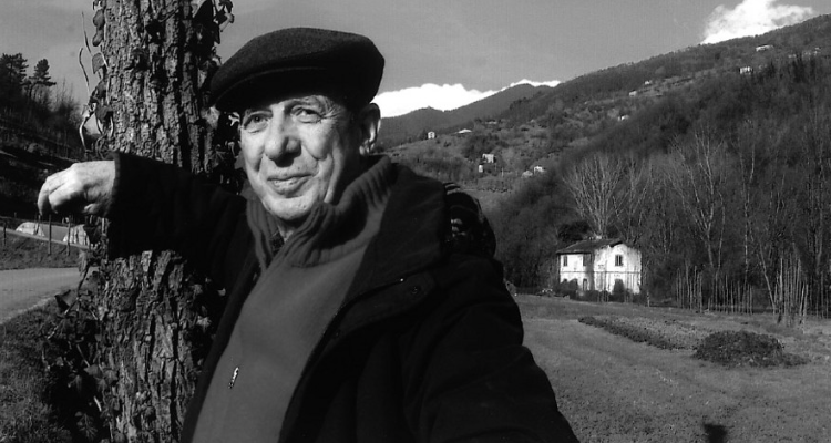 L'anarchico Luigi Veronelli e il vino