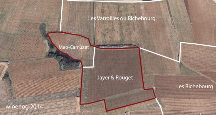 Mito di Borgogna, il Cros Parantoux: Emmanuel Rouget vs Meo Camuzet
