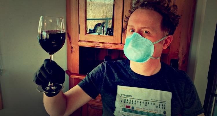 Prontuario vinicolo per bevitori in isolamento pandemico