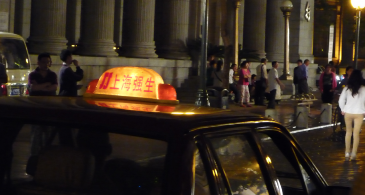 Le avventure della signorina Margherita: andare in Cina a ubriacarsi di sakè