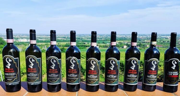 Sexy, iconici, emozionanti: i vini di Gianfranco Soldera in verticale