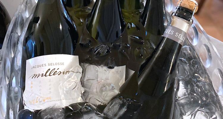 La prima, epica champagnata post-lockdown (Selosse, Cristal, Dom Perignon e altre bombe)
