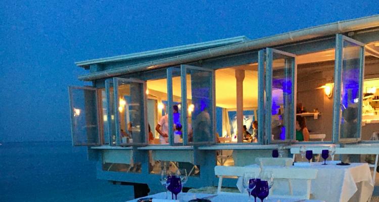 Il ristorante più bello d'Italia (è il Clandestino)