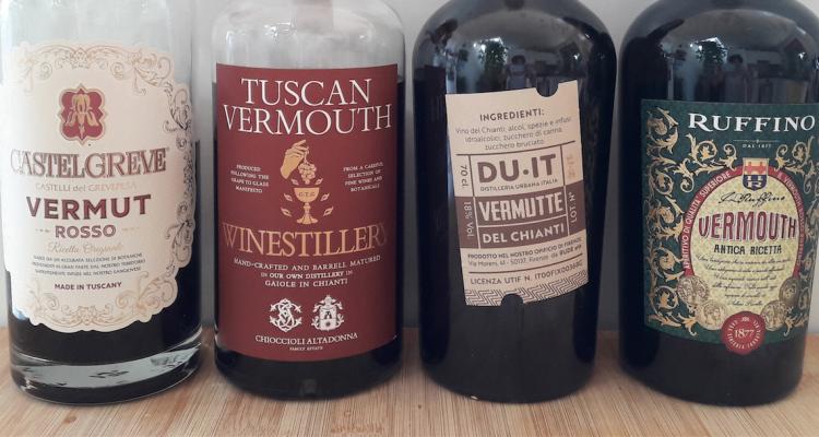 Nonsolochianti: Il rinascimento dei Vermut toscani
