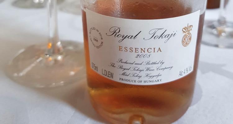 Ai confini del vino: una verticale di Tokaji Eszencia