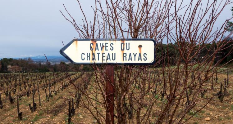 Incontri con gli alieni: una verticale di Chateau Rayas