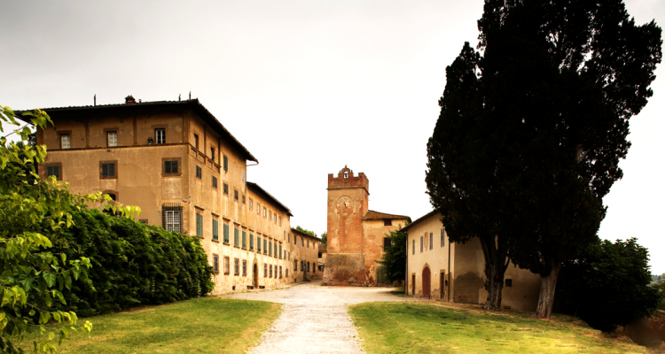 Villa Saletta, il vino toscano dal 980 d.c.