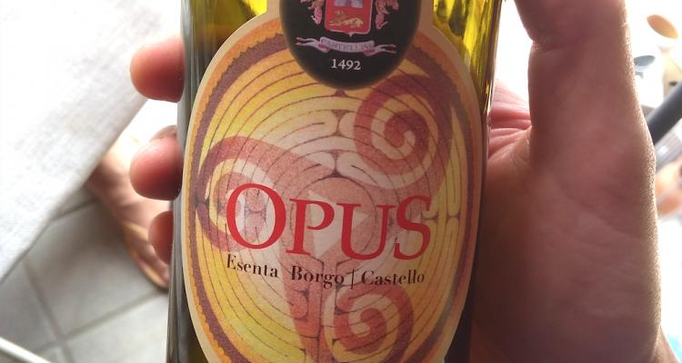 Quando il vino è ottimo e l'etichetta invece…