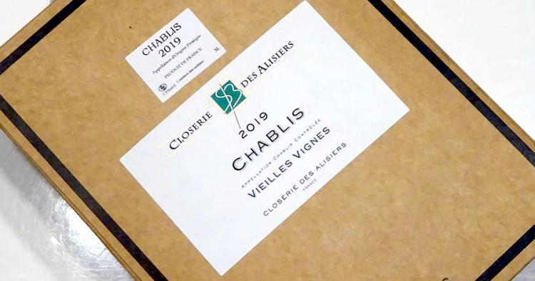 Jéroboam di cartone: l'inaspettata bag in box di Chablis