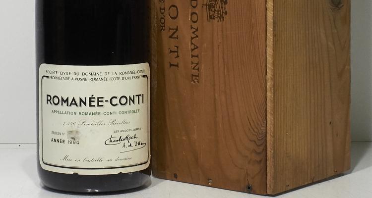 Il vino da centomila euro: la rettifica di Bolaffi al nostro articolo