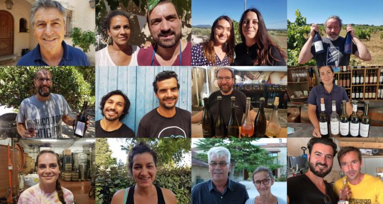 Vini naturali: due ruote in tour nel Sud della Francia