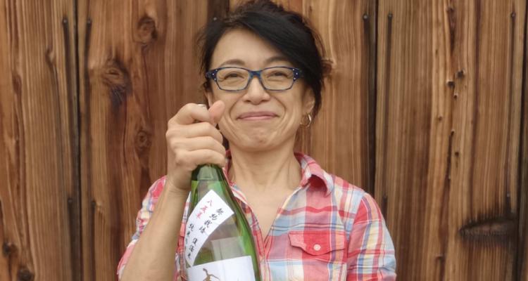 La donna del sakè: Intravino intervista Miho Imada