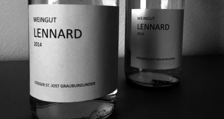 Weingut Lennard, il vino è il filo conduttore tra la Sicilia e il Reno