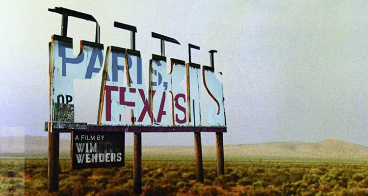 Paris, Texas – un viaggio in bottiglia