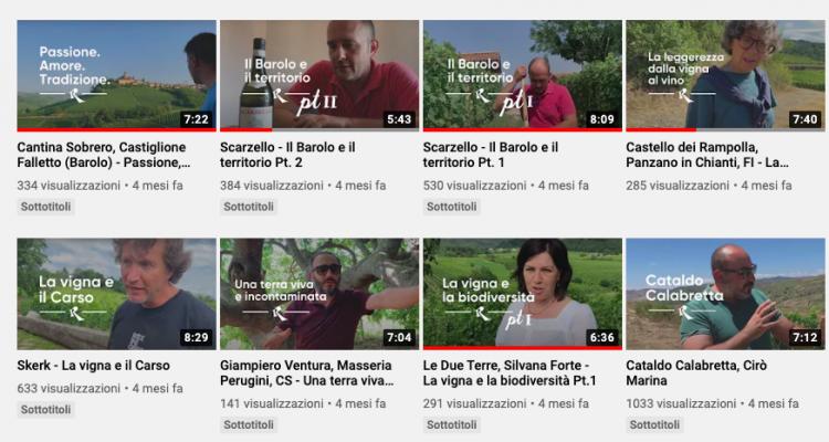 Il canale YouTube di Roscioli è una roba mostruosa