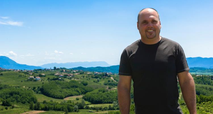 I vini di Andrej Kristancic, meglio conosciuto come Nando