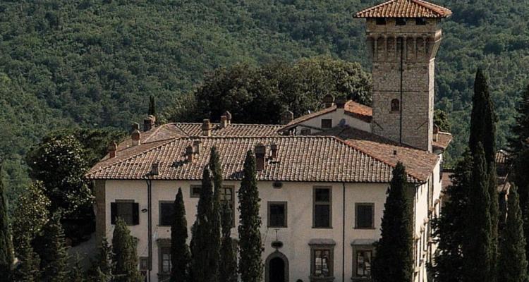 Vicchiomaggio, verticale dei vini nel castello di Leonardo da Vinci