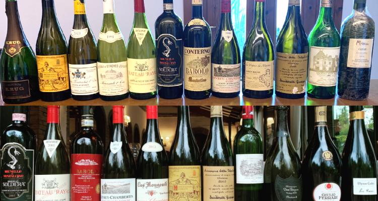 Chi vince la sfida del vino tra Italia e Francia