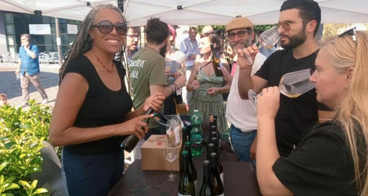 Senza Etichetta, i vini naturali a Roma