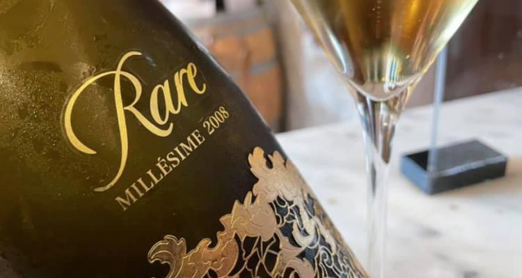 Champagne Rare 2008, il quadro è quasi completo