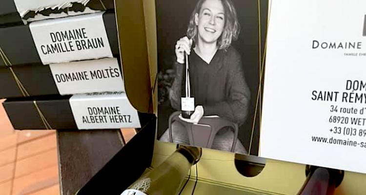 Alsace Digital Tasting: la biodinamica di Albert Hertz, Camille Braun, Moltès e Achillèe