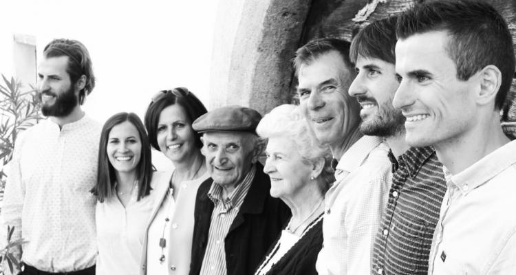 Bergmannhof, il sogno della famiglia Pichler