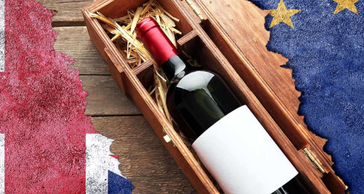 Brexit: annullati gli obblighi burocratici che bloccavano il vino europeo