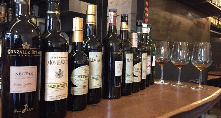Panoramica sullo Sherry con 10 assaggi altamente istruttivi. Da Wine Road a Milano