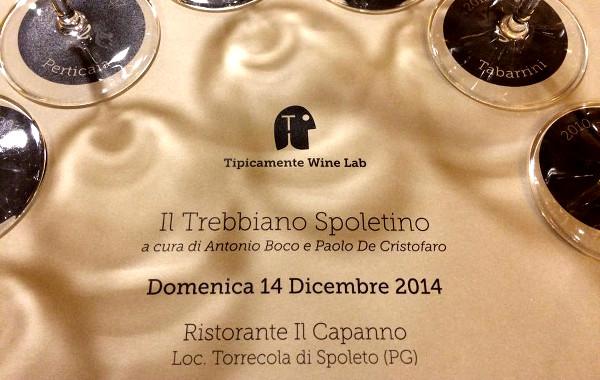Il Trebbiano Spoletino, un grande vino bianco italiano