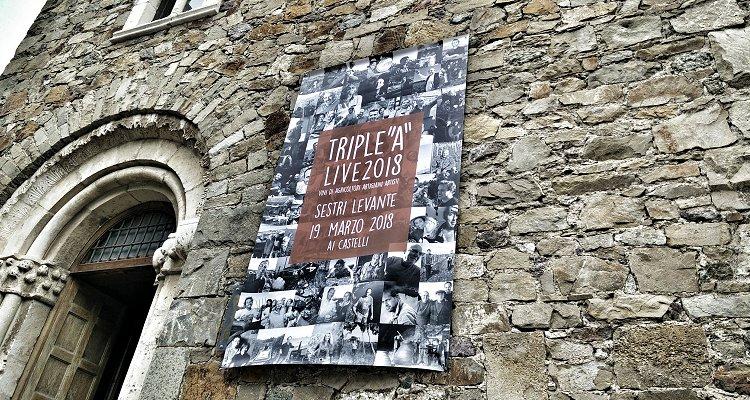 A Sestri Levante per Triple A Live 2018 gli assaggi sono stati tutti tra il buono e il notevole