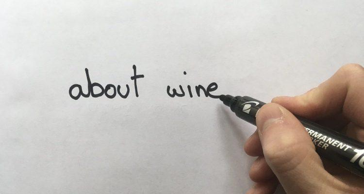 Tutti possono scrivere di vino