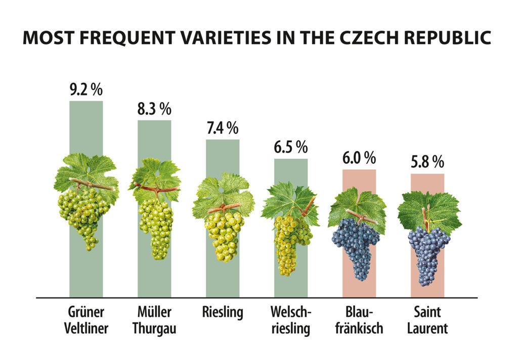 Varietà ceche