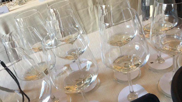 Vernaccia - bicchieri