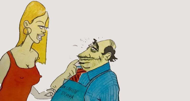 Francia, il caso della vignetta sessista di Bettane+Desseauve