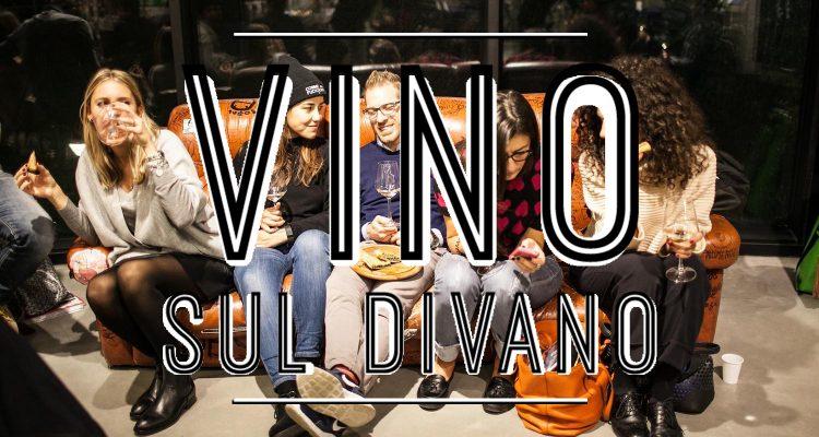 Hey state seguendo il podcast Vino sul Divano by Jacopo Cossater?