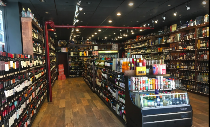 Wine store dozzinale 2