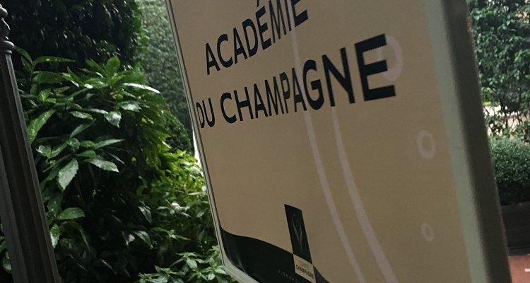Académie du Champagne, parte 3: il tempo dello Champagne con Nicola Roni